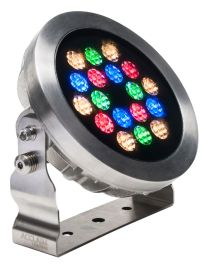 Acclaim Lighting Aqua Drum SO - 18 LED IP68 Rated Submersible Flood