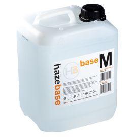 HazeBase HB-0902 - Base M Medium Fog Fluid 4 x 5L Case