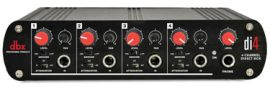 DBX DI4  - Active 4 Channel Direct Box with Line Mixer