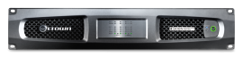 Crown DCi 4|300N - 4-Channel, 300W @ 4 Ohm Power Amplifier with BLU link, 70V/100V