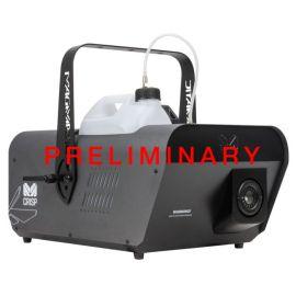 Elation Professional Polar Crisp - 1250 Watt High Volume Snow Machine