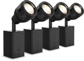 Chauvet DJ EZPin Zoom Pack - Pack of 4 EZPin Zoom with Case