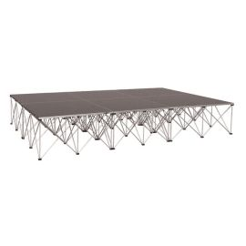 """Intellistage ISTAGE12824I - 12FT x 8FT, 24"""" High Industrial Stage System"""