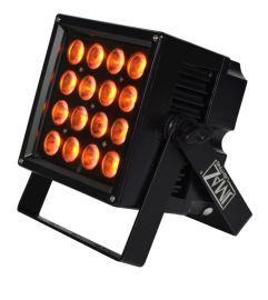 JMAZ Lighting Aero Par Hex 16IP - 16 x 6 Watt RGBAW+UV LED Par IP65 Rated
