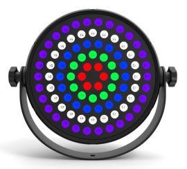 JMAZ Lighting Halo Q4 Wash - 90 x 2W RGBW LED Strobe