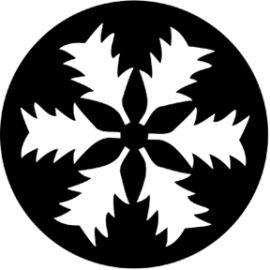 Rosco Snowberry Gobo 77152