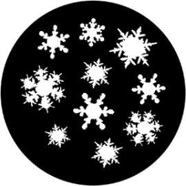 Rosco Snowflakes 3 Gobo 71048