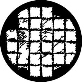 Rosco Soft Grid Steel Gobo 76603