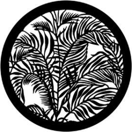 Rosco Tropical Leaves Steel Gobo 79109