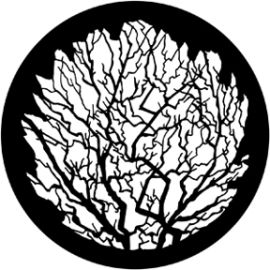 Rosco Winter Tree 2 Steel Gobo 79119