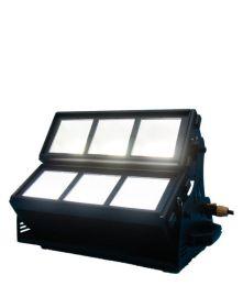 Strand Lighting Coda LED Cyc - 75 x 3 Watt RGBA+Lime+Cyan LED Cyclorama