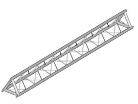 "AppliedNN 8' Length - 16"" Triangular Trussing"